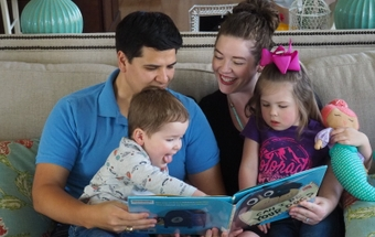 One mom's triumph over postpartum depression