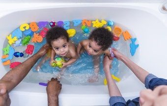 From car seats to baths: safety advice for new parents