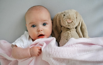 From cooing to smiling - how babies change in the first 3 months
