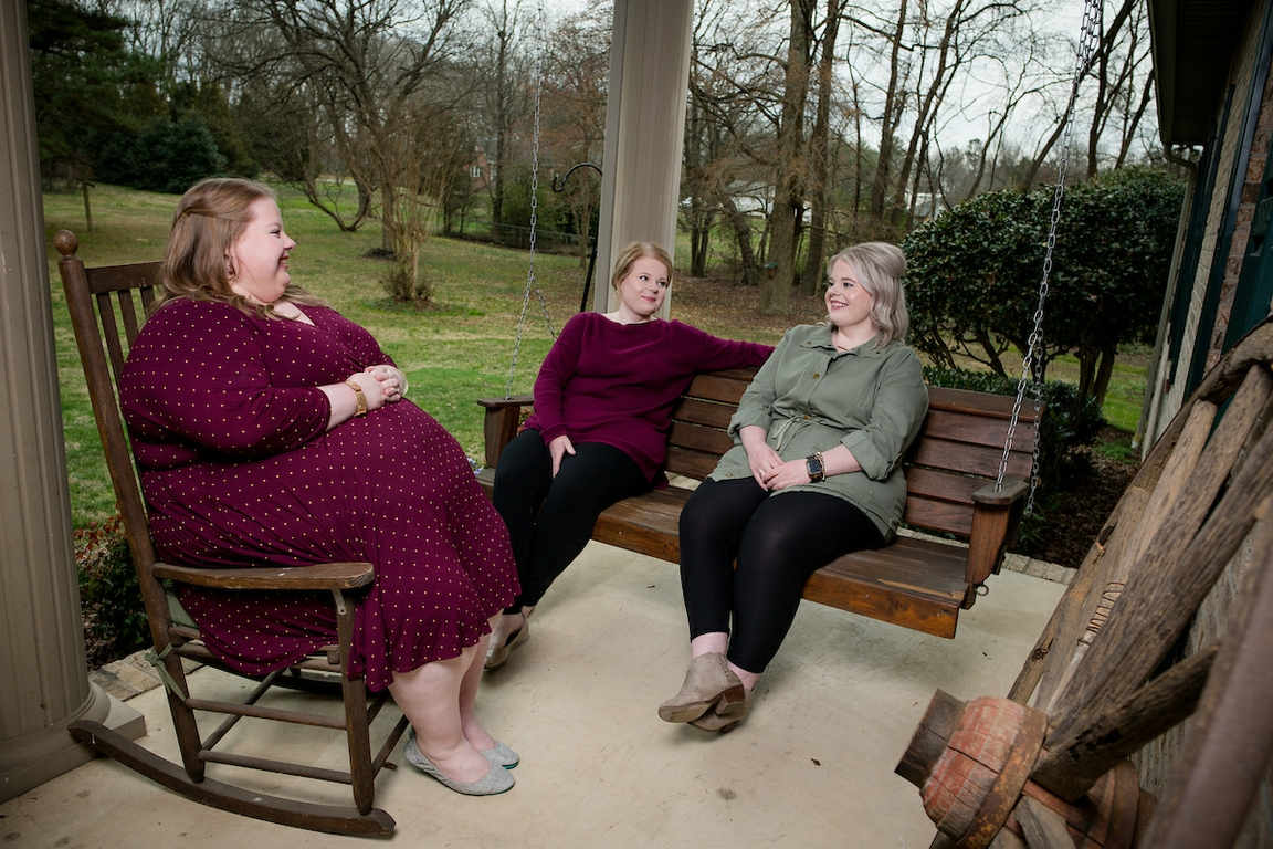 Triplet sisters embrace bariatric surgery … and each other
