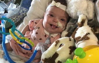 Born at 14 ounces, Josie defied the odds and amazed her doctors
