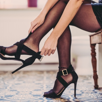 The lowdown on high heels