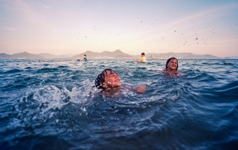 How kids can 'drown' even outside the water