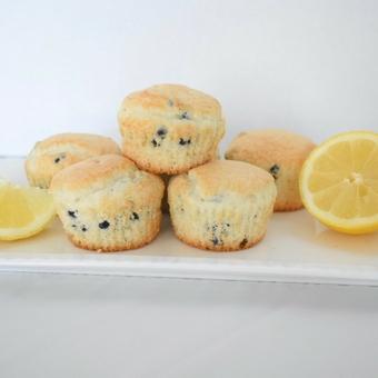 Lemon Blueberry Muffins 1 002