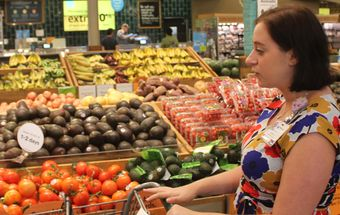 7 things I learned from grocery shopping with a dietitian