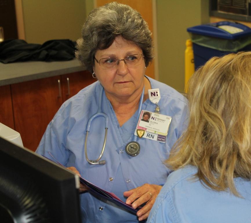 Arizona - Saudi Arabia - Kernersville, a nurse's journey