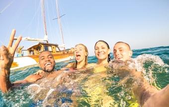 Hidden danger in warmer water
