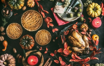 Healthy recipe makeovers for 3  holiday favorites