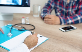 Can patients record their doctor visits?