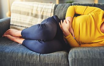 Painful period? It could be endometriosis.