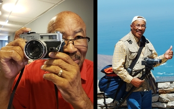 Back surgery restores life and passion for photographer