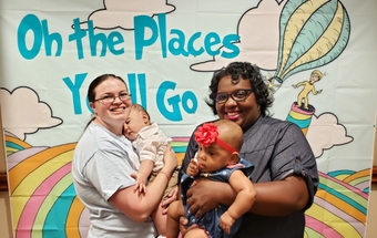 How two moms became friends at the NICU