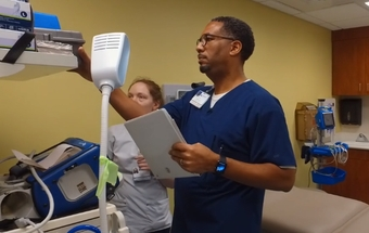 Podcast: Here's why we need to see more black male nurses in healthcare