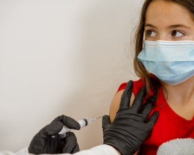 How to handle kids afraid of shots as we head into flu season