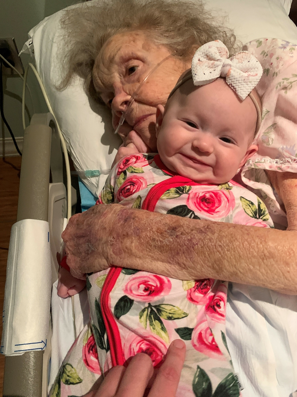 Hospice finds ways to deliver care, love during COVID