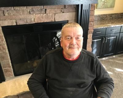Barry Sams Hospice story