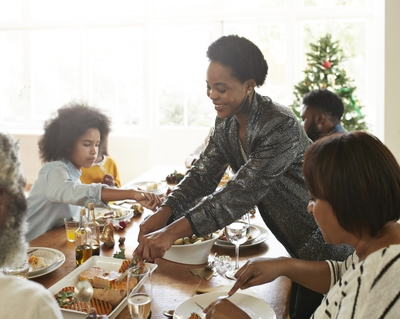 4 realizations, 3 recipes, around healthier holiday meals