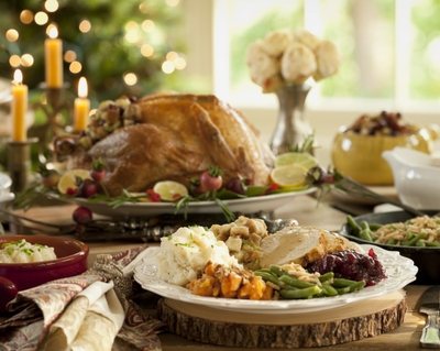 Before you cook that Thanksgiving bird, know about GERD