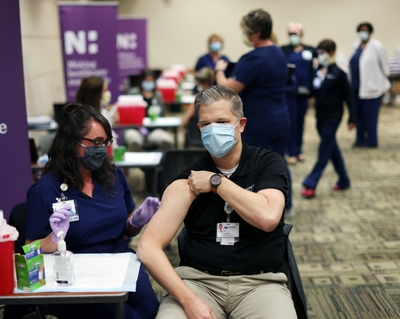 Why Novant Health is requiring team members to get COVID-19 vaccines