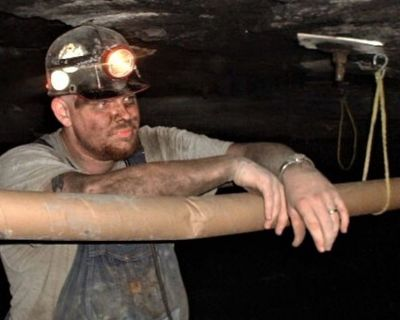 The nurse who was a coal miner