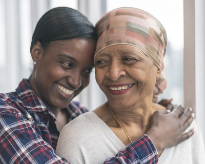 Why are a lower percentage of cancer patients dying?