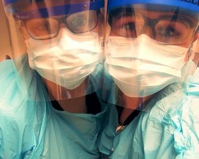 Respiratory therapists key in the courageous coronavirus battle