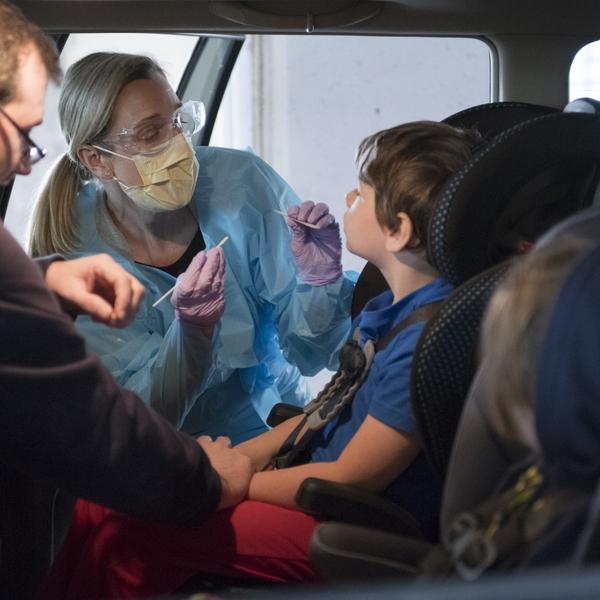 dr addison car visit