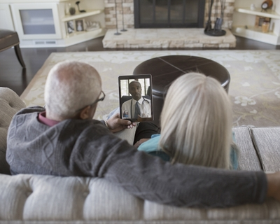 Heart patients quickly adapt to virtual visits