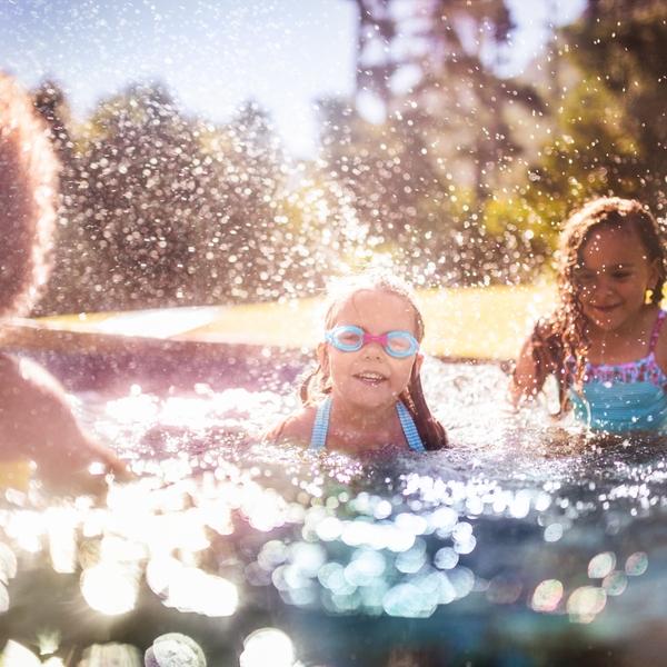 Getty Swimming