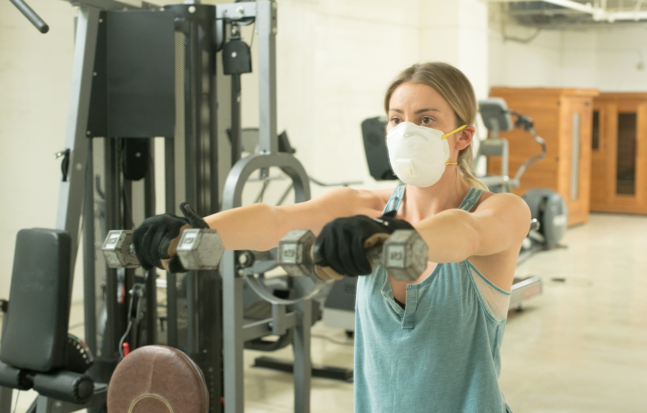 Return to the gym after COVID-19? Hmm... | Novant Health | Healthy ...