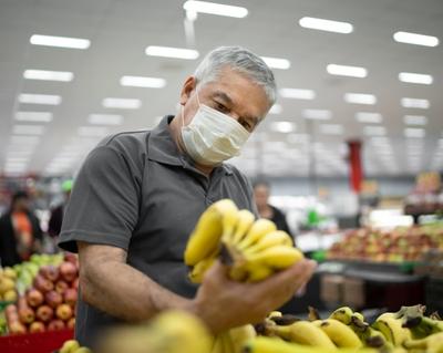 Sugar Shutdown grocery list