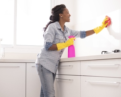 Cleaning, disinfecting and sanitizing: What's best during COVID-19?