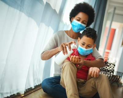 Mask update No. 4:  Can a mask make you sick?
