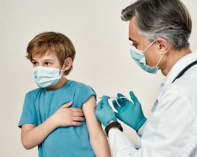 Parents: Let's talk immunizations during COVID-19