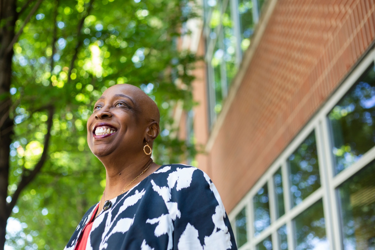 Cancer survivor Dr. Ophelia Garmon-Brown inspired to compile stories of hope