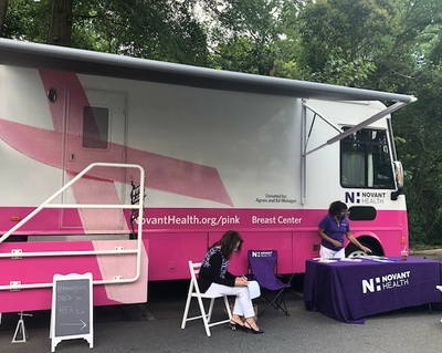 How Novant Health ensures women receive mammograms – even without insurance