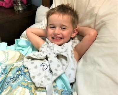 How rare brain surgery cured a 3-year-old boy