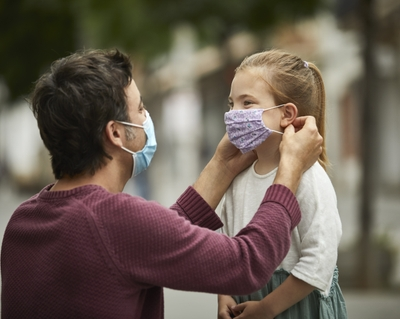 Mask update No. 6: Are kids less likely to get COVID-19?