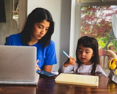 Pediatrician (and mom) offers 14 rules for surviving virtual learning