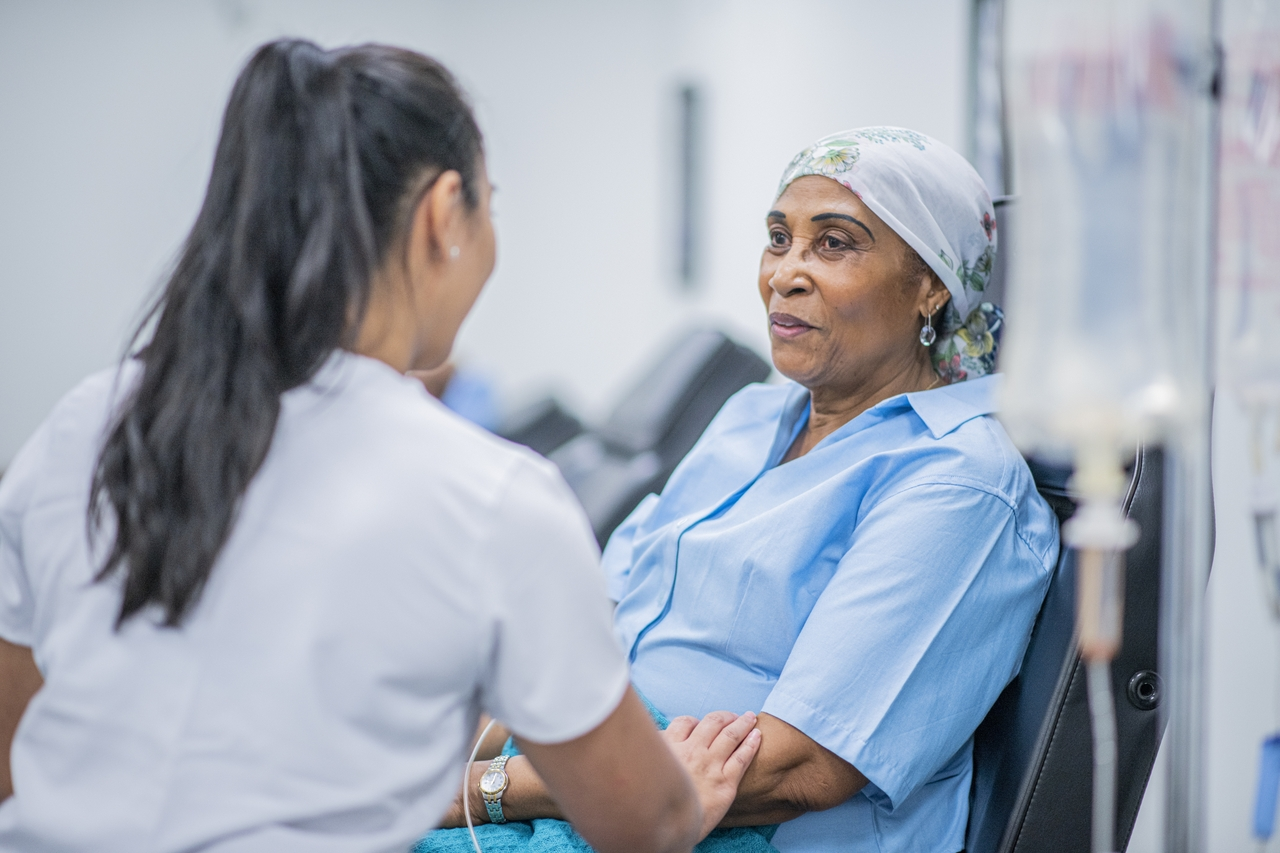 Why a Novant Health oncologist prescribes positivity to patients
