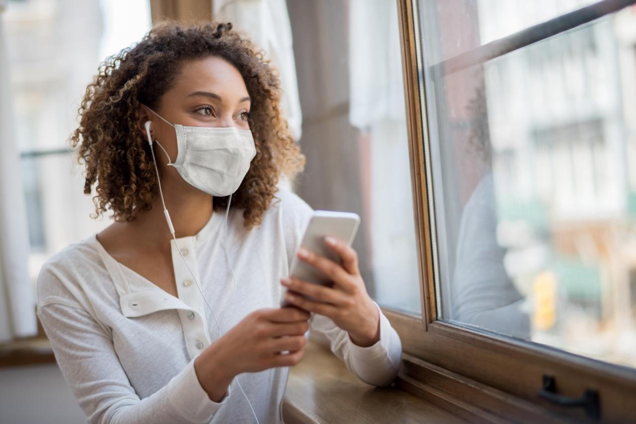 How to control annoying 'maskne,' caused by face masks