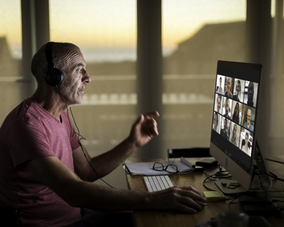 Heavy screen time is a hazard.  3 tips for coping
