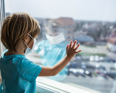 Childhood trauma can intensify during COVID-19