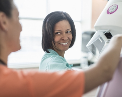 What to expect during your first mammogram