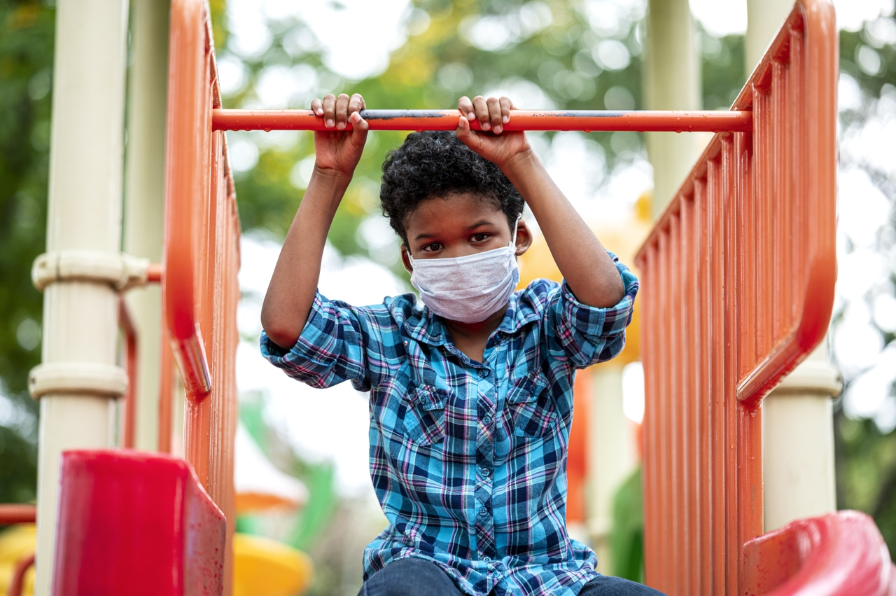How to keep kids safe as playgrounds open to larger crowds