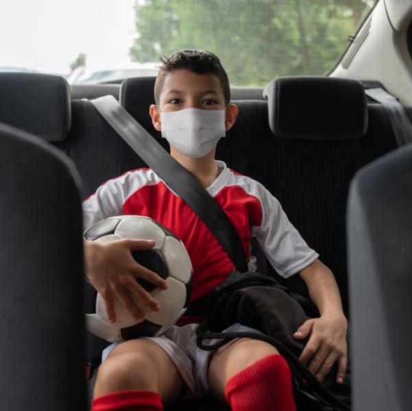 Getty sports mask soccer