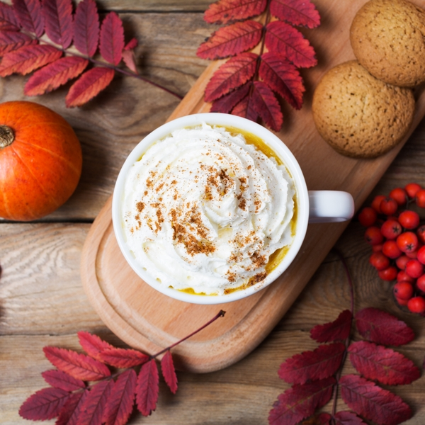 High calorie fall faves