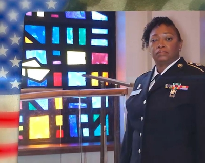 Veteran explains how the Army trained her to make a difference