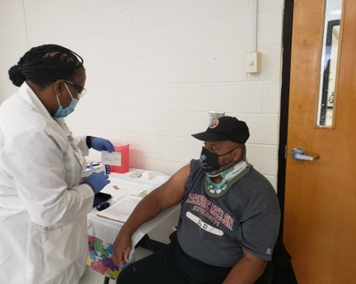 Partnering with the faith community to tackle vaccine worries head-on