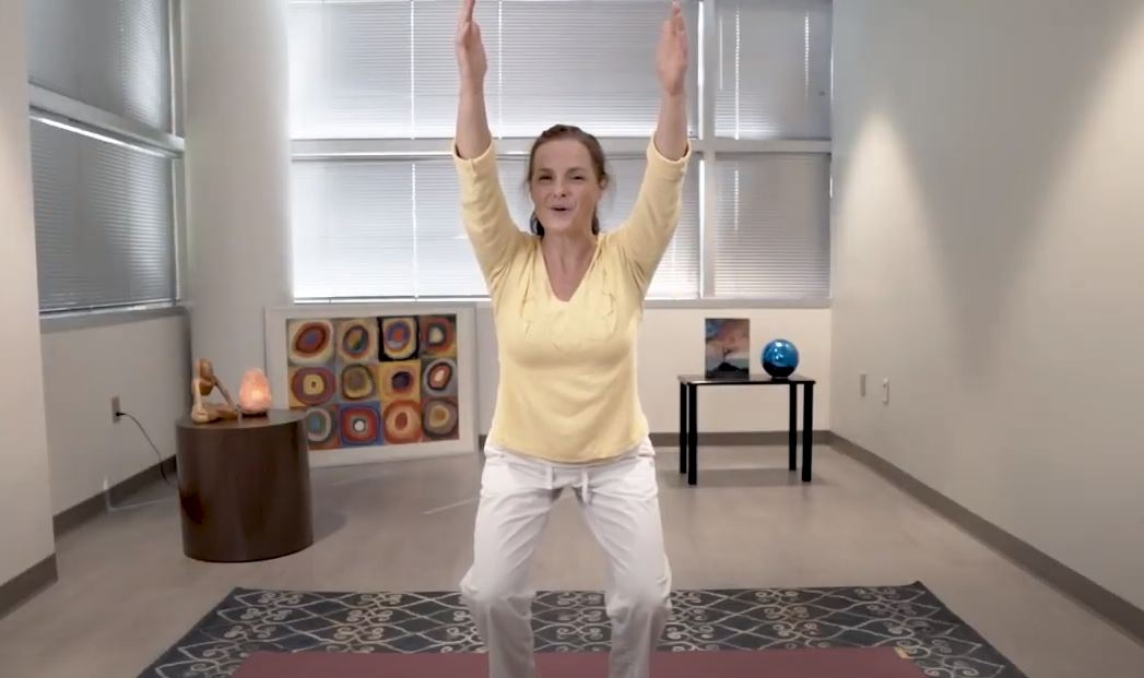 New yoga video series offers instruction for every age group